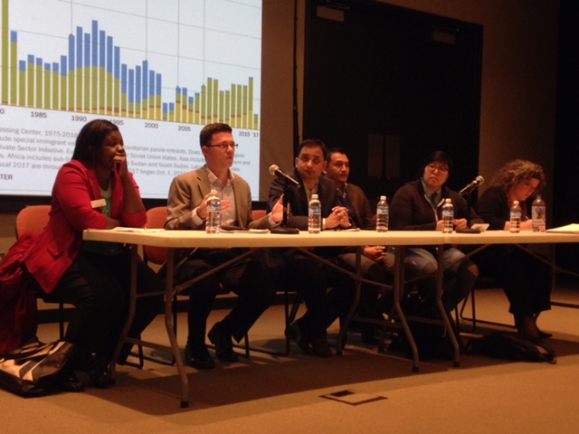 Coming to America Discussion Event Photo